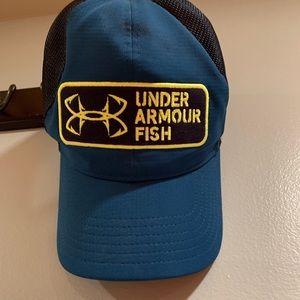 Under Armour UA Fish Trucker Hat.